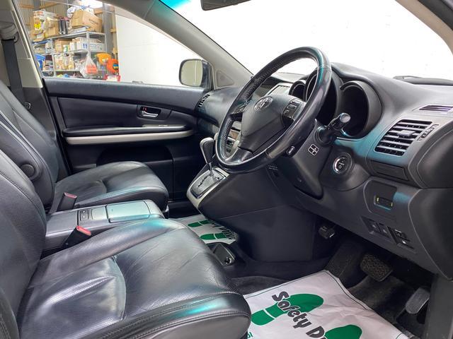 「トヨタ」「ハリアーハイブリッド」「SUV・クロカン」「北海道」の中古車12