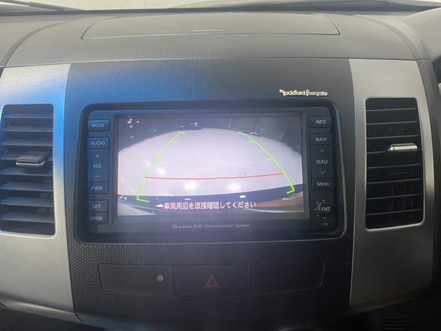 G 純正HDDナビ ロックフォード バックカメラ スマートキー ステアリングスイッチ パドルシフト HID 20インチホイール 禁煙車 タイミングチェーン(25枚目)
