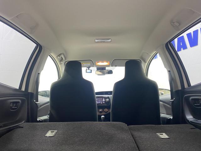 F 衝突軽減 Bluetooth対応ナビ フルセグTV エンジンスターター USB ドライブレコーダー 禁煙車 社外14インチ トヨタディーラー保証継承(18枚目)