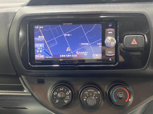 F 衝突軽減 Bluetooth対応ナビ フルセグTV エンジンスターター USB ドライブレコーダー 禁煙車 社外14インチ トヨタディーラー保証継承(22枚目)