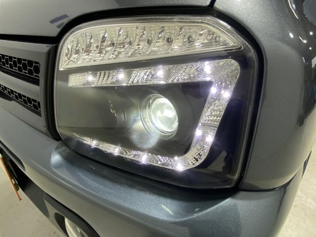 ワイルドウインド オーディオ CD AUX 新品ホイール マッドタイヤ リフトアップ LEDテール 運転席シートヒーター HIDヘッドライト ETC 電動格納ミラー レベライザー トランスファスイッチ(19枚目)