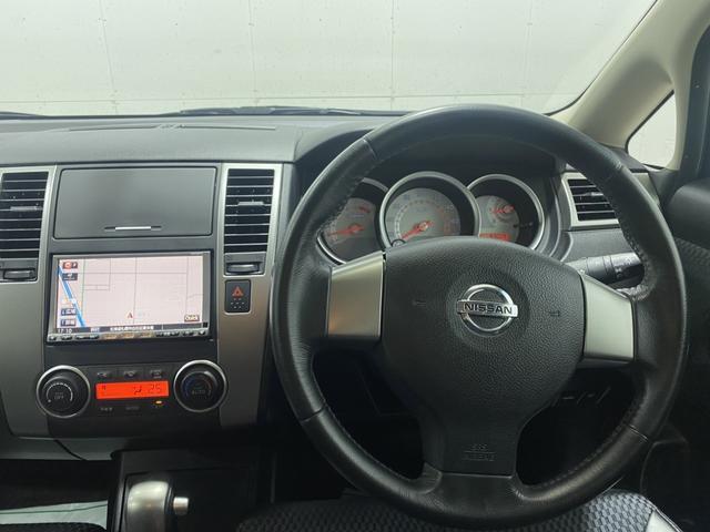15M FOUR 禁煙車 4WD 純正SDナビ フルセグTV CD DVD Bluetooth 2駆4駆切替スイッチ 電動格納ミラー スマートキー 純正エンジンスターター 純正15インチアルミホイール シートリフター(16枚目)