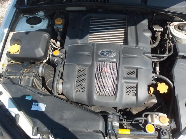 スバル レガシィツーリングワゴン 2.0GT AT4WD ターボ 1年保証