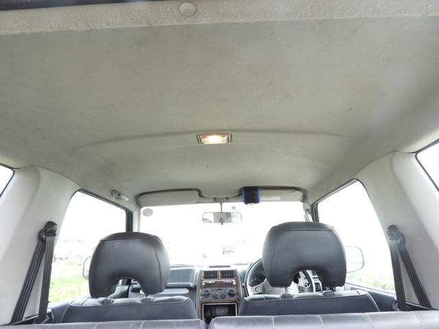 「三菱」「パジェロジュニア」「SUV・クロカン」「北海道」の中古車15