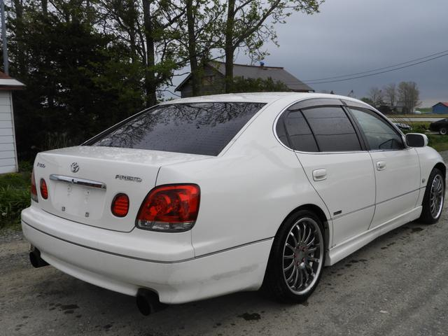 「トヨタ」「アリスト」「セダン」「北海道」の中古車9