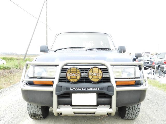 「トヨタ」「ランドクルーザー80」「SUV・クロカン」「北海道」の中古車3