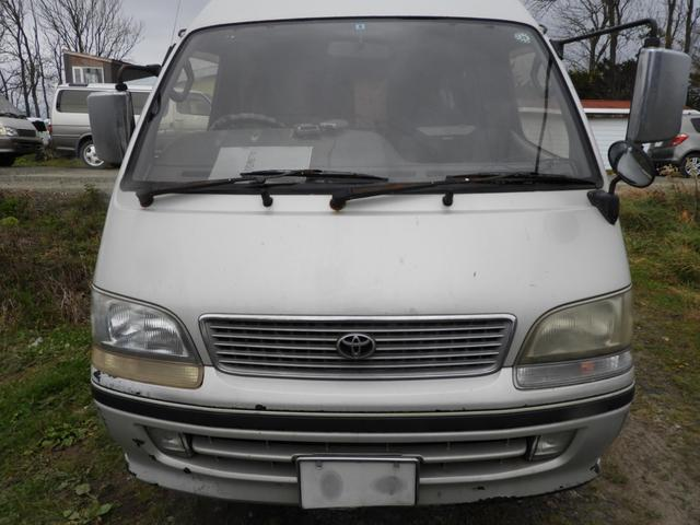 「トヨタ」「ハイエースワゴン」「ミニバン・ワンボックス」「北海道」の中古車2