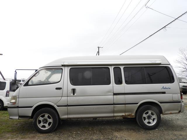 「トヨタ」「ハイエースワゴン」「ミニバン・ワンボックス」「北海道」の中古車4