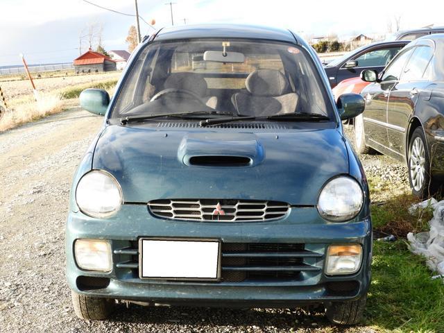 「三菱」「ミニカ」「軽自動車」「北海道」の中古車2