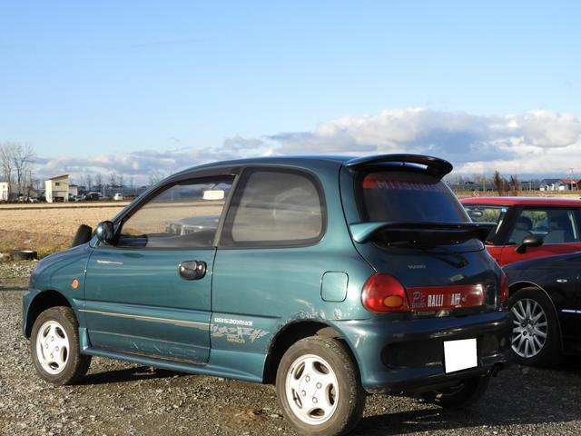 「三菱」「ミニカ」「軽自動車」「北海道」の中古車7