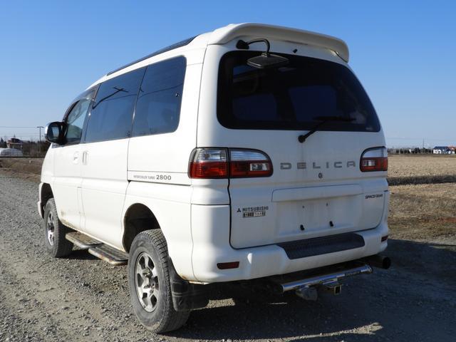 「三菱」「デリカスペースギア」「ミニバン・ワンボックス」「北海道」の中古車4