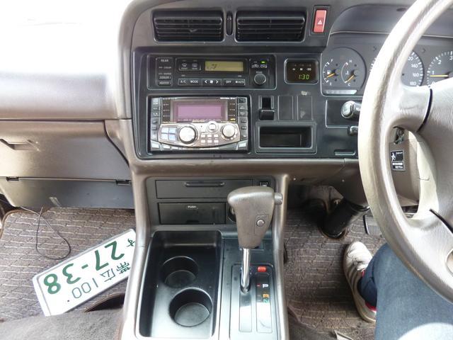 トヨタ ハイエースワゴン スーパーカスタムG