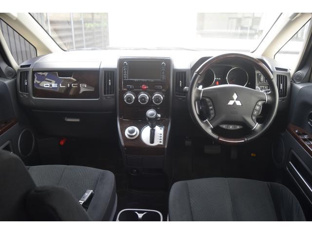 シャモニー ディーゼルターボ 4WD 特別仕様車 両側パワースライドドア 純正ナビ バックカメラ サイドカメラ クルーズコントロール ETC 純正アルミ(13枚目)