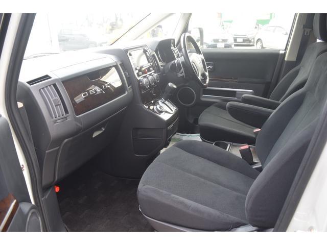 シャモニー ディーゼルターボ 4WD 特別仕様車 両側パワースライドドア 純正ナビ バックカメラ サイドカメラ クルーズコントロール ETC 純正アルミ(50枚目)