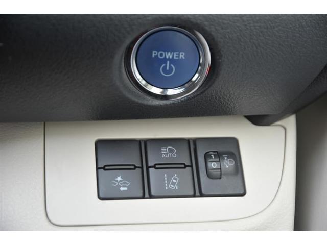 ■エンジン始動はプッシュボタン式で操作が簡単です!