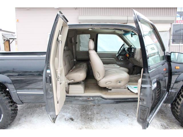 「シボレー」「シボレー K-1500」「SUV・クロカン」「北海道」の中古車43