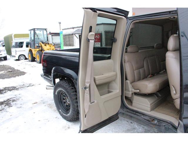 「シボレー」「シボレー K-1500」「SUV・クロカン」「北海道」の中古車44