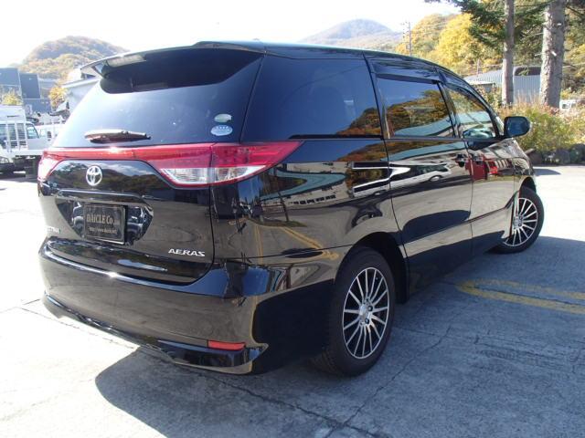 トヨタ エスティマ アエラス 4WD Bカメラ 片側電動スライドドア