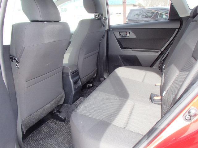トヨタ オーリス 150X Sパッケージ 4WD Bカメラ WエアバッグABS