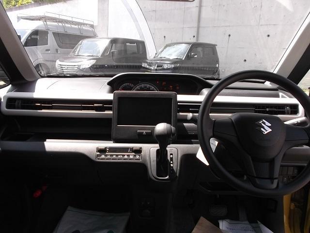 スズキ ワゴンR ハイブリッドFX 4WD