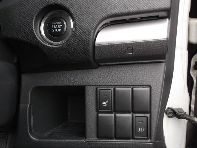 X 4WD シートヒーター(7枚目)