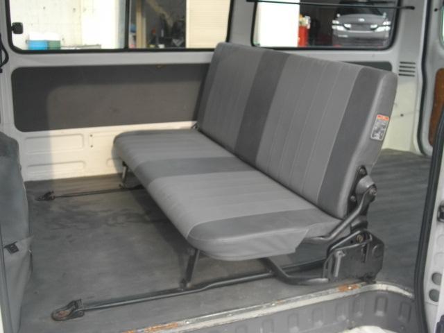 日産 バネットバン DX 4WD 最大積載量900kg AT車
