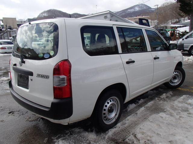 トヨタ サクシード バンUL 4WD Bカメラ フルセグ SDナビ