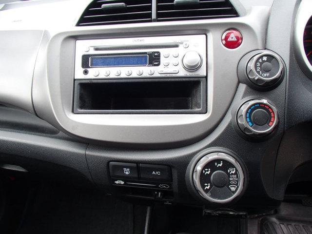 ホンダ フィット G FF車 ETC CD キーレス