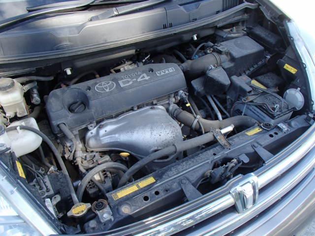 トヨタ アイシス プラタナ Uセレクション 4WD 両側Pドア ETC