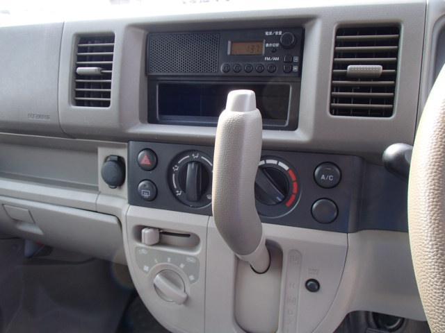 PC ハイルーフ 4WD AT車 盗難防止装置 キーレス(11枚目)
