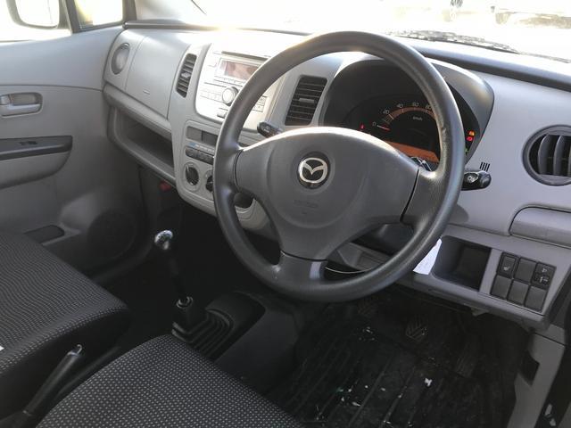マツダ AZワゴン XG 4WD 1年保証付き