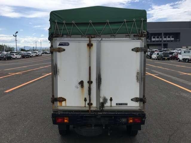 エアコン・パワステ スペシャル 3方開 4WD(5枚目)