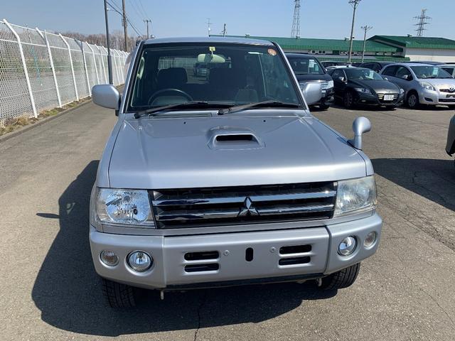 ☆限界価格に挑戦☆H18年 パジェロミニ 4WD 支払総額23.8万円!