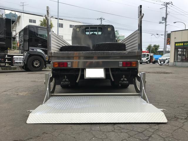 カスタム 中古 4WD 1.5t ステンレス平ボディ(6枚目)