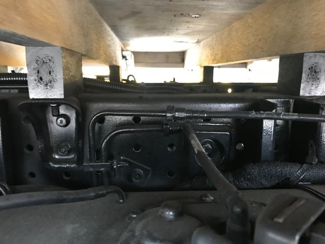 カスタム 中古 4WD 1.5t ステンレス平ボディ(21枚目)