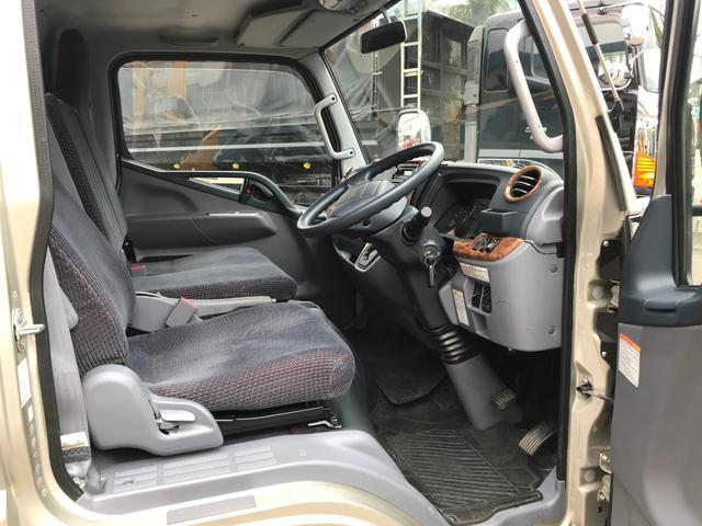 カスタム 中古 4WD 1.5t ステンレス平ボディ(26枚目)