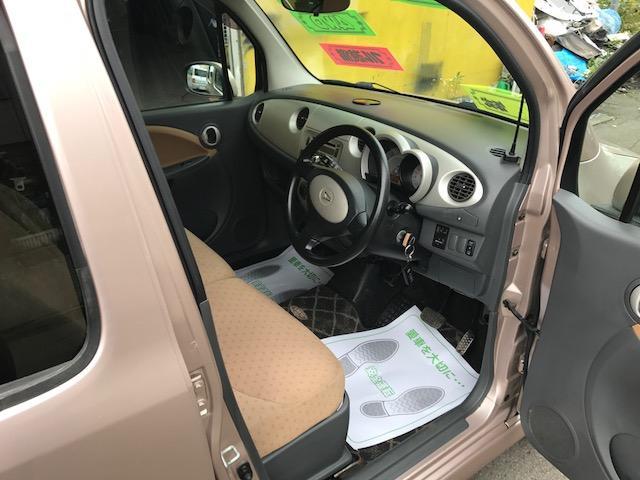 ダイハツ ムーヴラテ Xリミテッド AT 4WD キーレス エンジンスターター付き