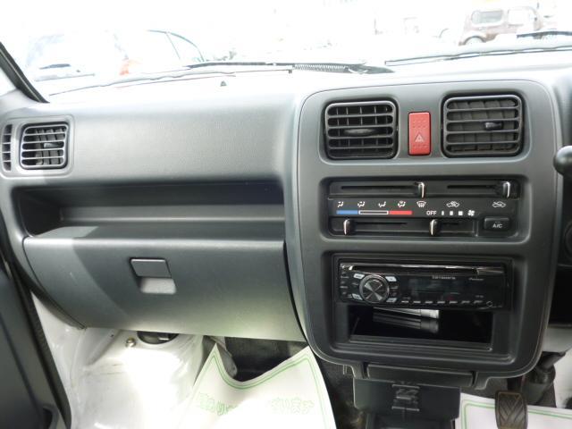 KC エアコン パワステ 4WD(12枚目)