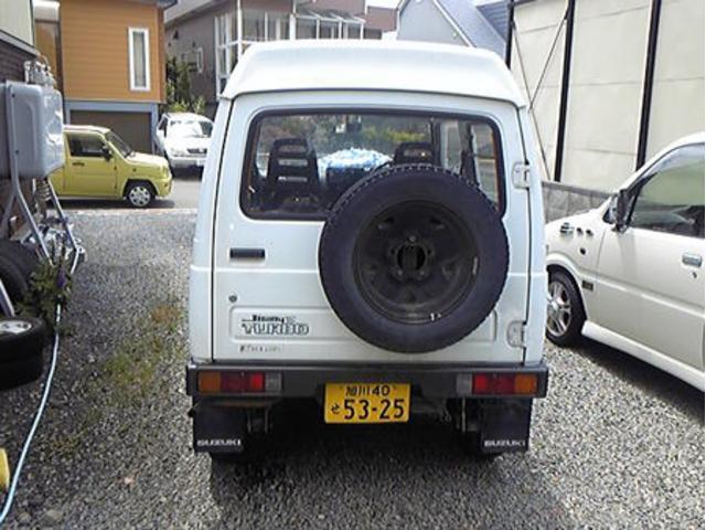 スズキ ジムニー 4WD リフトアップ HID