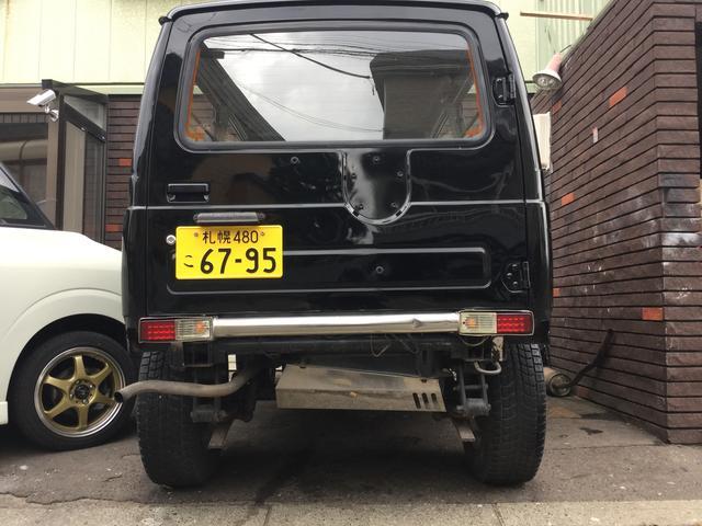 4WD ボディリフト 全塗装  社外グリル(6枚目)