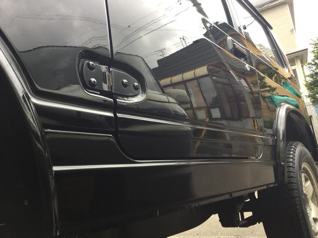 4WD ボディリフト 全塗装  社外グリル(12枚目)
