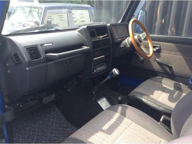 4WD リフトアップ 大系タイヤ メッキグリル(7枚目)