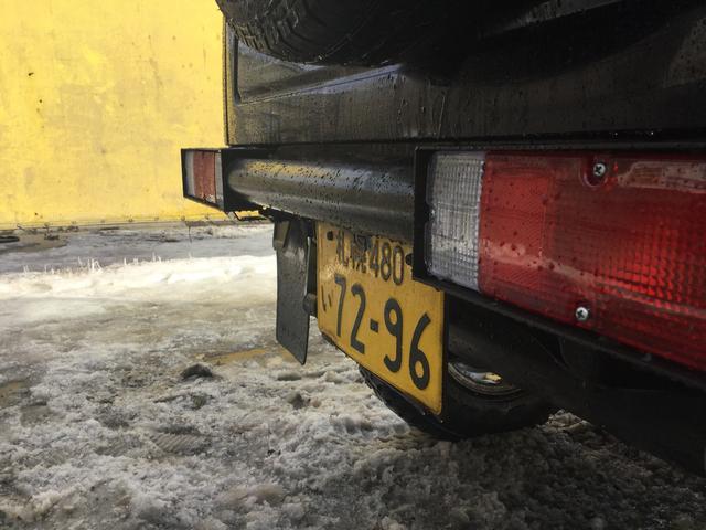 4WD マッドタイヤ ワイルドウインド  メッキグリル(11枚目)