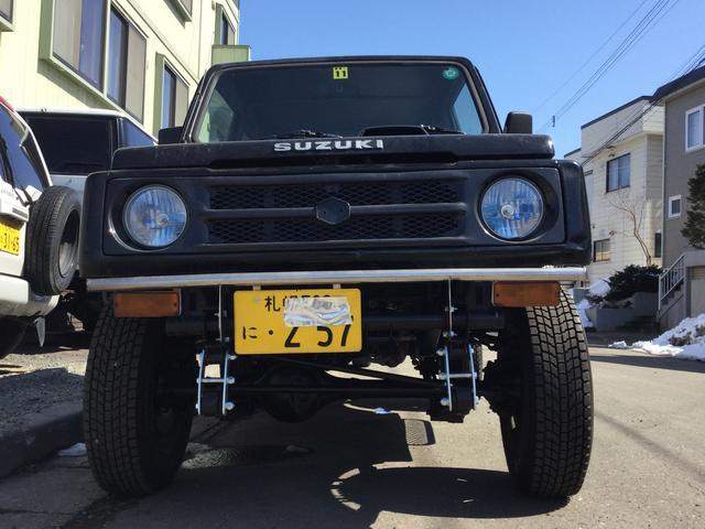 「スズキ」「ジムニー」「コンパクトカー」「北海道」の中古車8