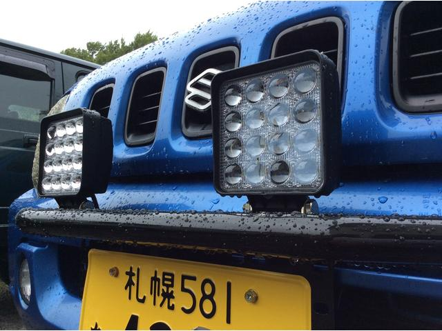 XC リフトアップ 新品LEDホグランプ(4枚目)