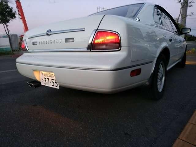 「日産」「プレジデントJS」「セダン」「北海道」の中古車12