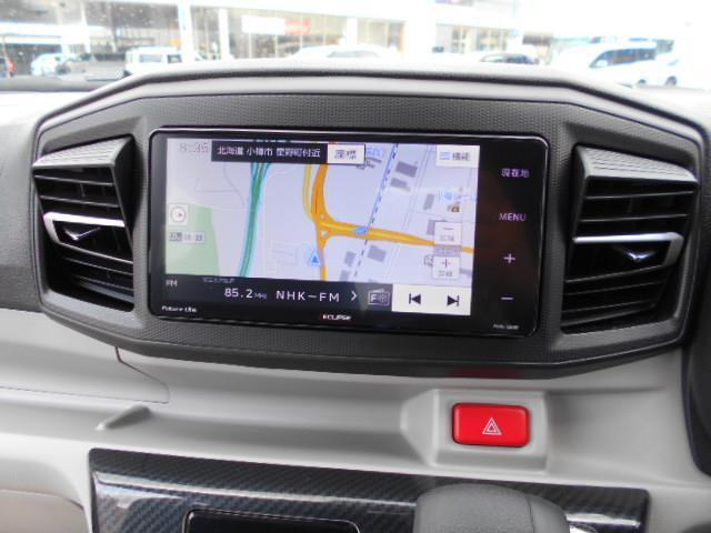G SAIII 4WD フルセグ メモリーナビ DVD再生 ミュージックプレイヤー接続可 バックカメラ 衝突被害軽減システム ETC ドラレコ LEDヘッドランプ ワンオーナー 記録簿 アイドリングストップ(14枚目)
