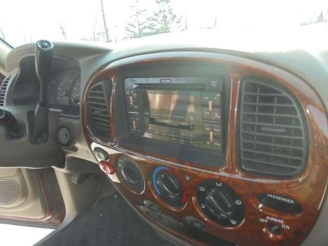 アクセスキャブ リミテッド V8 4WD(13枚目)