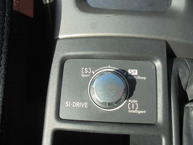 Siドライブも装備されています!