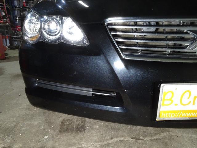 トヨタ マークX 250G Four Lパッケージ4WD ナビ Bカメ 本革